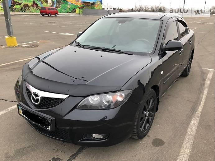 Mazda 3 2008 года
