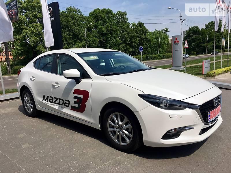 Mazda 3 2017 в Львове