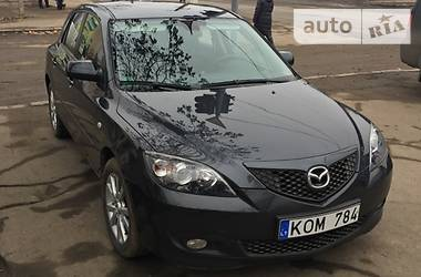 Mazda 3 2008 в Вознесенске