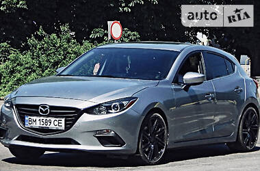 Mazda 3 2014 в Ромнах