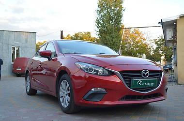 Mazda 3 Sport SkyActive