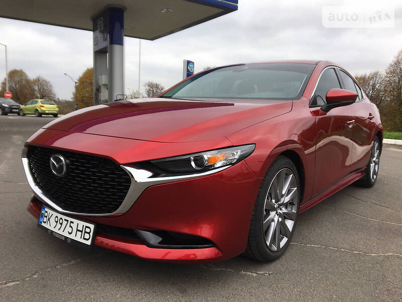 Mazda 3 2019 в Ровно