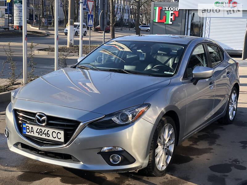Седан Mazda 3 2013 в Кропивницькому
