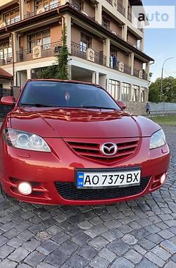 Седан Mazda 3 2005 в Ужгороде