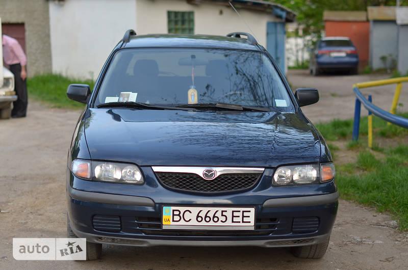Mazda 626 1998 в Дрогобыче