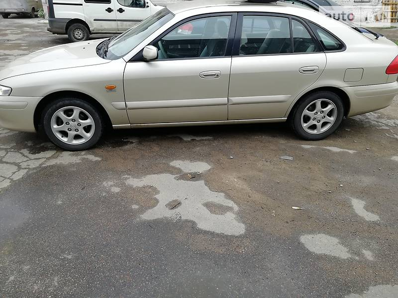 Mazda 626 2001 в Киеве
