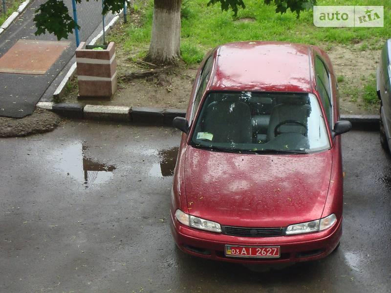 Mazda 626 1992 в Луцке