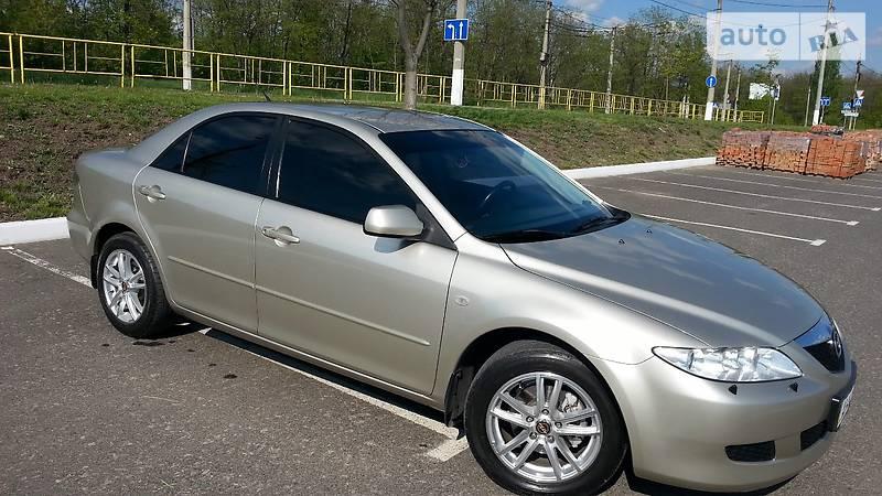 Mazda 6 2005 в Донецке