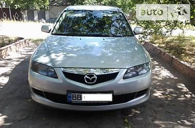 Mazda 6 2006 в Луганске