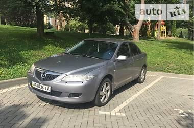 Mazda 6 2005 в Софиевской Борщаговке