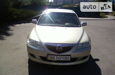 Mazda 6 2004 в Луганске