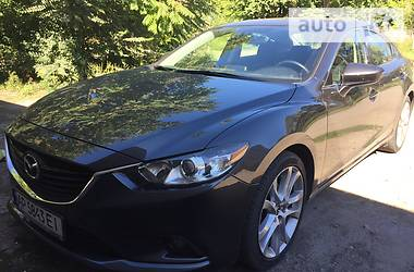 Mazda 6 2015 в Запорожье