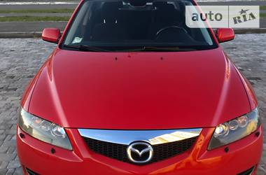 Mazda 6 2007 в Виннице
