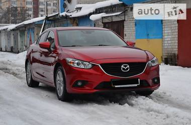 Mazda 6 2014 в Виннице