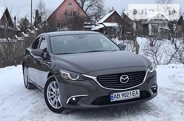 Mazda 6 SKYACTIV 2.2 D
