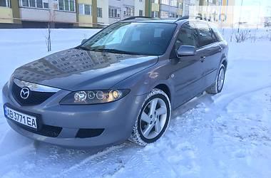 Mazda 6 2005 в Виннице