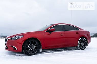 Mazda 6 2016 в Львове