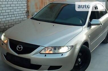 Mazda 6 2004 в Запорожье