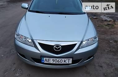 Mazda 6 2003 в Вольногорске
