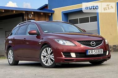 Mazda 6 2008 в Межгорье