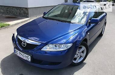 Mazda 6 2002 в Стрые