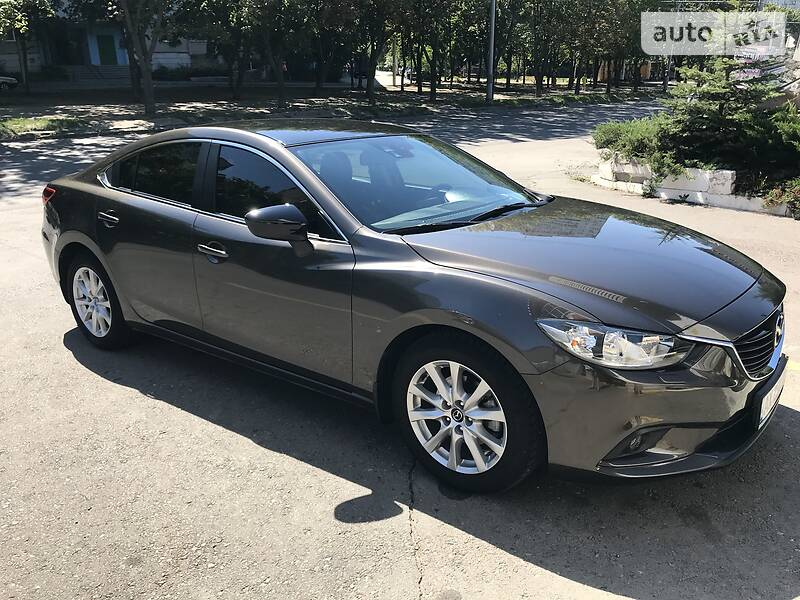 Mazda 6 Oficial