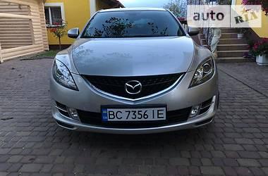 Лифтбек Mazda 6 2009 в Львове