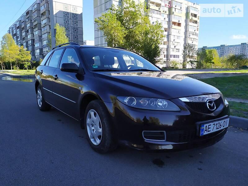 Mazda 6 2005 в Каменском
