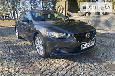 Mazda 6 2014 в Львове