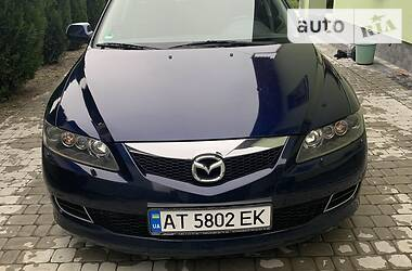 Mazda 6 2007 в Косове