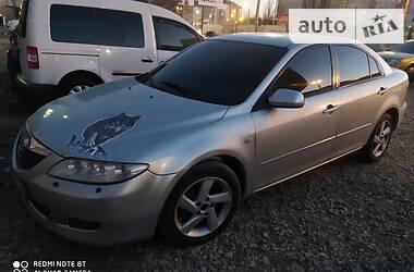 Mazda 6 2003 в Ивано-Франковске
