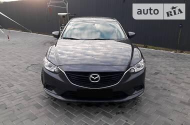 Седан Mazda 6 2014 в Полтаве