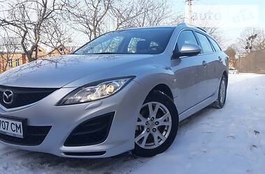 Mazda 6 2011 в Тернополе