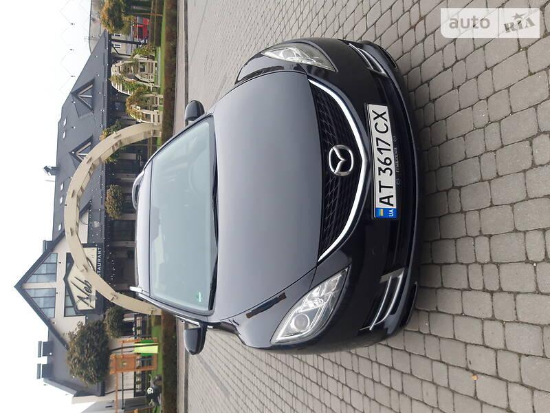Унiверсал Mazda 6 2009 в Івано-Франківську
