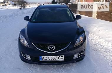 Mazda 6 2008 в Луцке