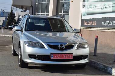 Mazda 6 2008 в Дніпрі