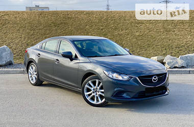 Mazda 6 2014 в Дніпрі