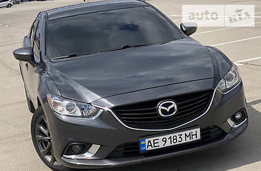 Mazda 6 2012 в Запоріжжі