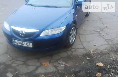 Универсал Mazda 6 2004 в Николаеве