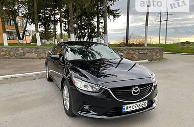 Седан Mazda 6 2013 в Новограде-Волынском