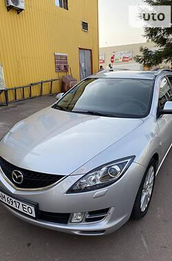 Универсал Mazda 6 2008 в Житомире