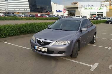 Седан Mazda 6 2004 в Житомире