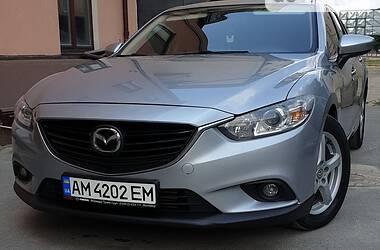 Универсал Mazda 6 2015 в Бердичеве