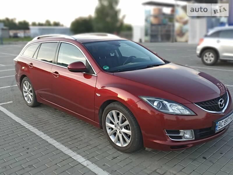 Универсал Mazda 6 2008 в Червонограде