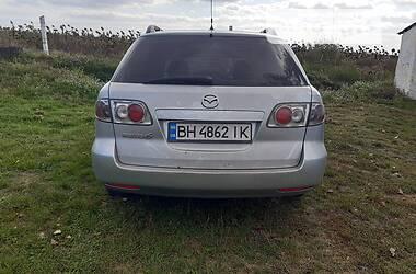 Универсал Mazda 6 2005 в Смеле