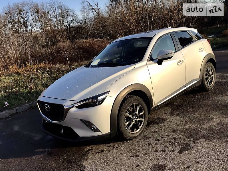 Mazda CX-3 2015 в Городке