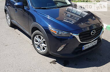 Mazda CX-3 2015 в Черноморске
