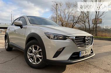 Внедорожник / Кроссовер Mazda CX-3 2017 в Кропивницком