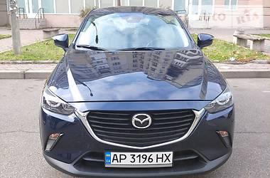Внедорожник / Кроссовер Mazda CX-3 2017 в Запорожье