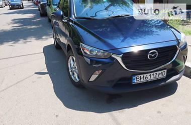 Позашляховик / Кросовер Mazda CX-3 2015 в Чорноморську
